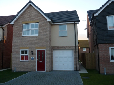 Three bed, detached house, The Warwick is perfect for growing families.