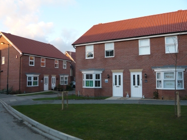 2 plots available - Two bedroom family home, The Banbury.